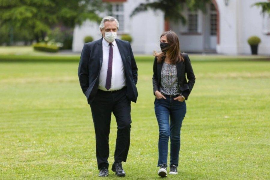 Alberto Fernández anunció la ampliación de la Asignación Universal por Hijo