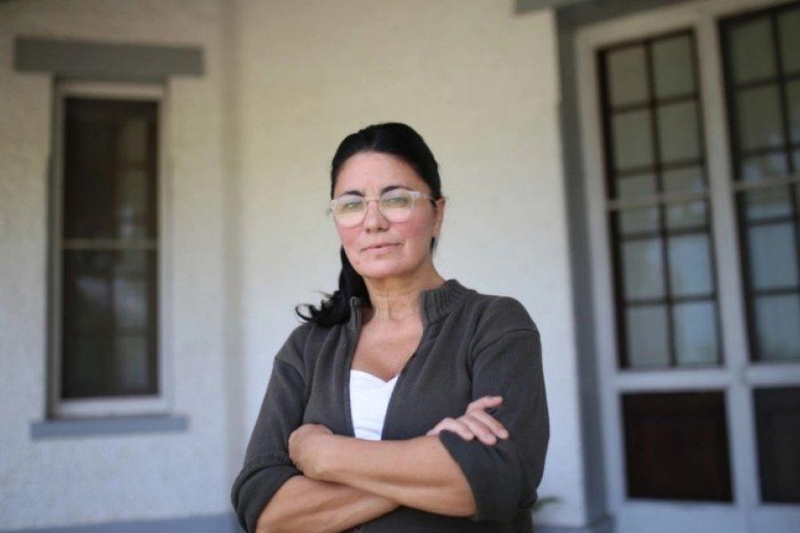 """Dolores Etchevehere fue detenida por """"desobediencia judicial"""""""