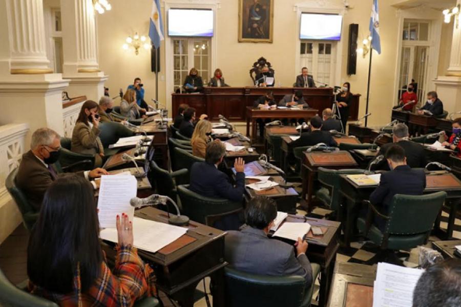 Termina el año legislativo: Restan dos sesiones y no hay rastros del Presupuesto