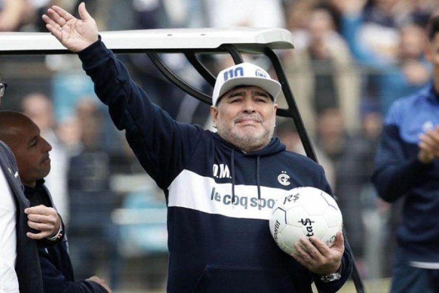 Cumpleaños 60 de Maradona: El mundo saluda a Diego