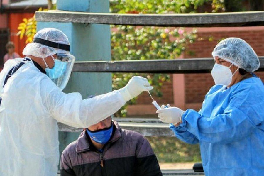Coronavirus: Con 4 nuevas muertes se eleva a 426 el número de víctimas en el Chaco