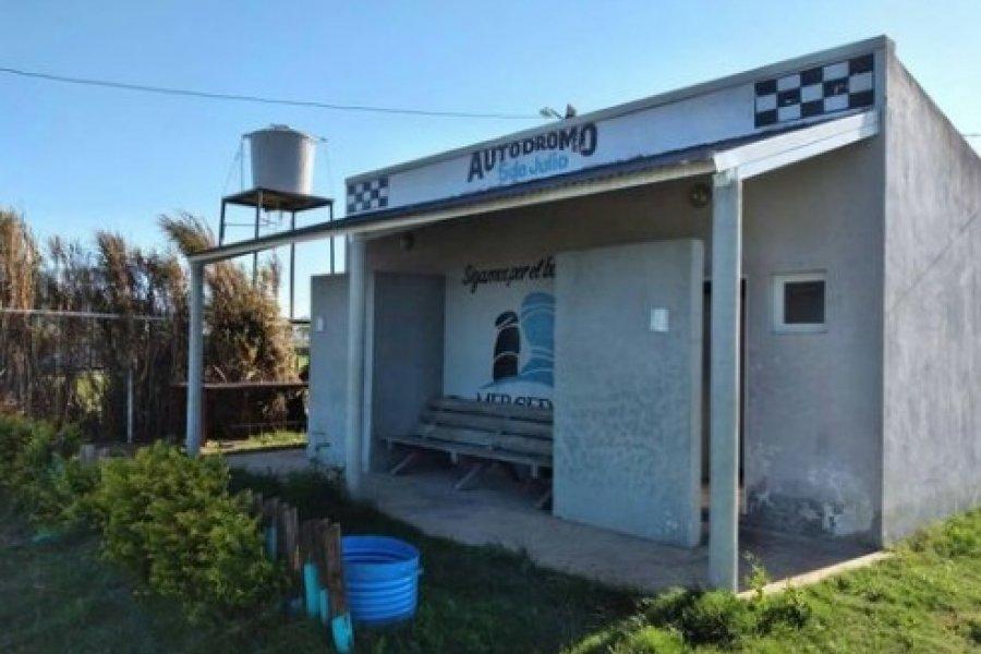 Mercedes: Robaron en el circuito 5 de Julio