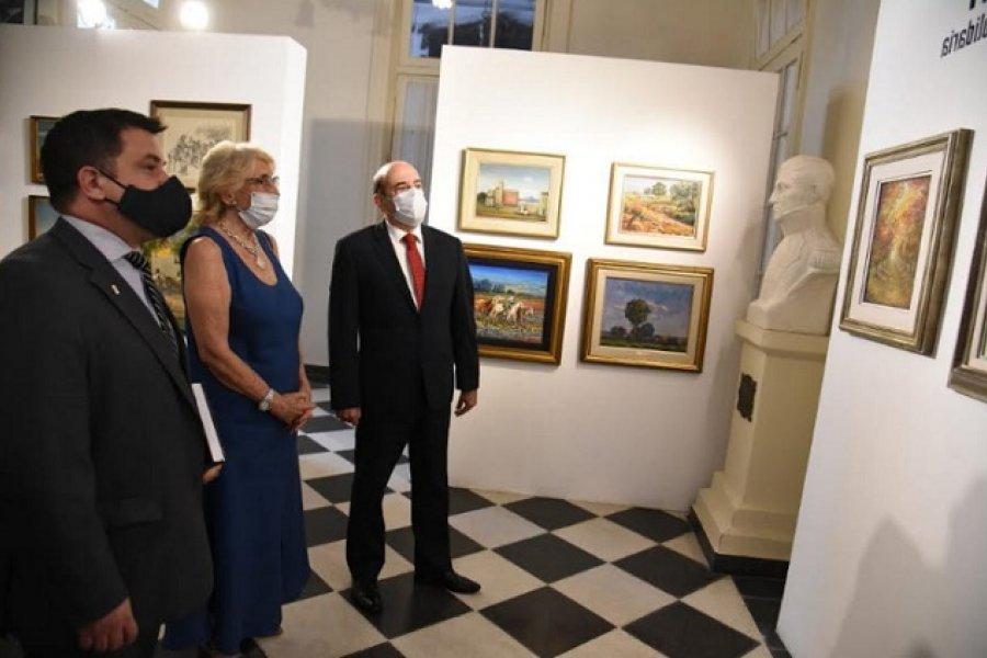 La muestra anual Cooperart inaugura en dos salas simultáneas