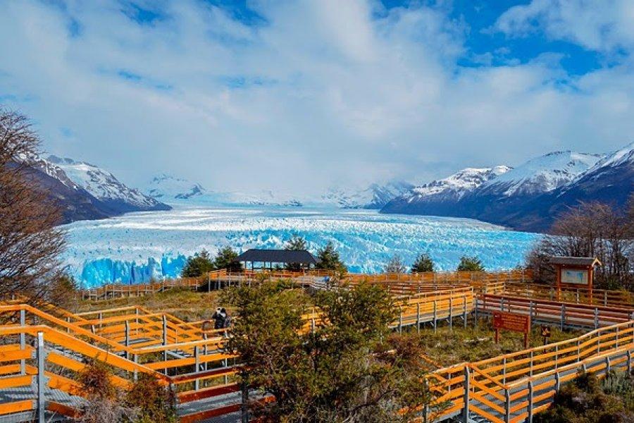 Anunciaron la reapertura del Parque Nacional Los Glaciares