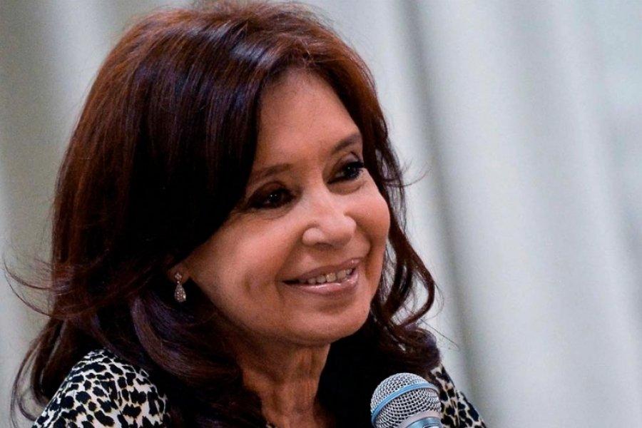 Cristina Kirchner reclama nuevamente estar presente y que se trasmita la audiencia
