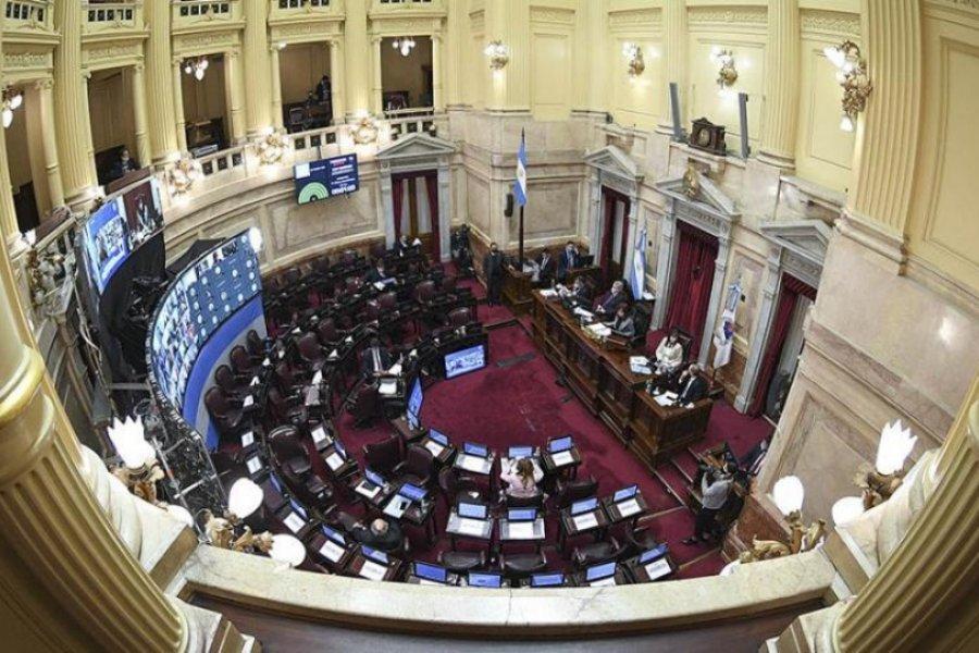 El Senado convirtió en ley el proyecto que refinancia las deudas de las provincias con ANSES