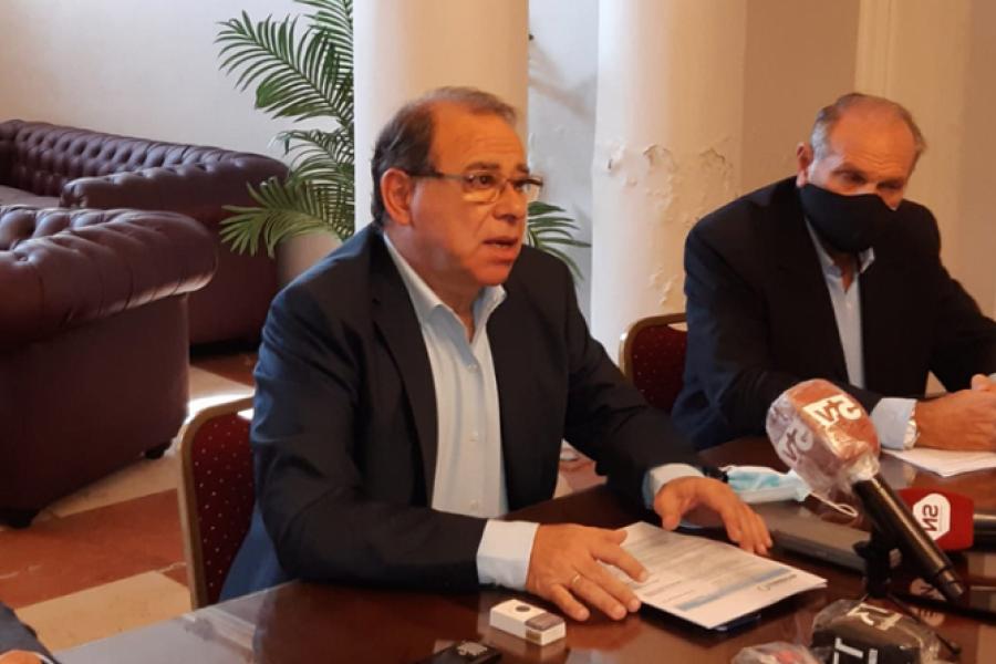 Corrientes: El intendente Eduardo Tassano involucrado en un confuso siniestro vial