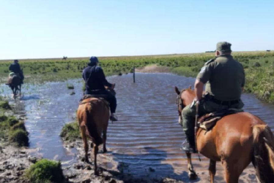 Acentúan controles en campos para evitar los delitos rurales