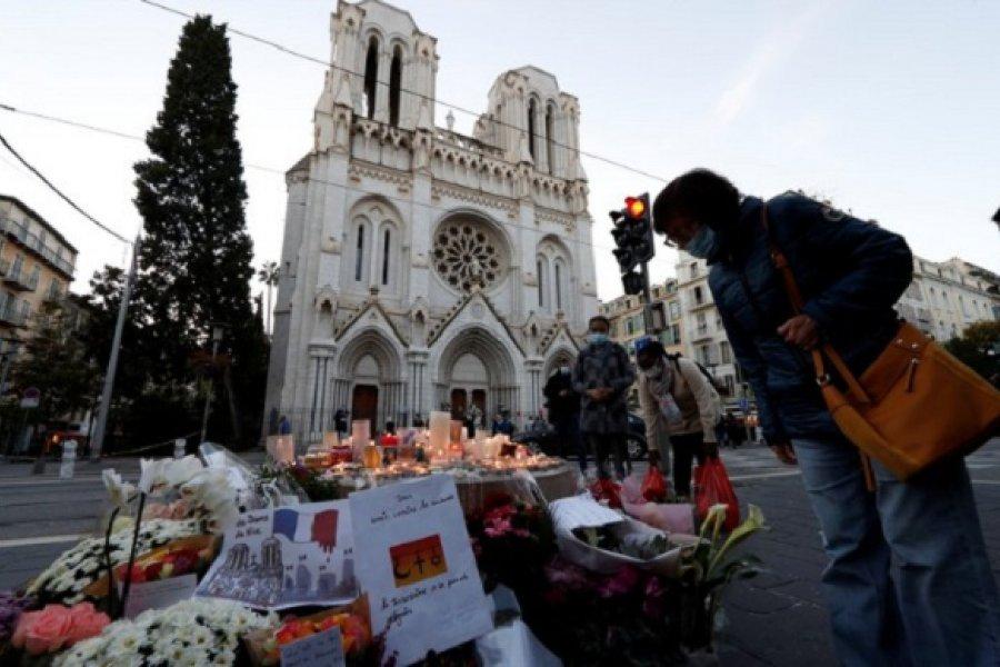 La policía francesa detuvo a un tercer sospechoso del ataque terrorista en Niza