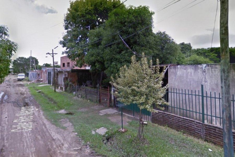 Vecinos piden arreglo de alumbrado público en el barrio Sargento Cabral