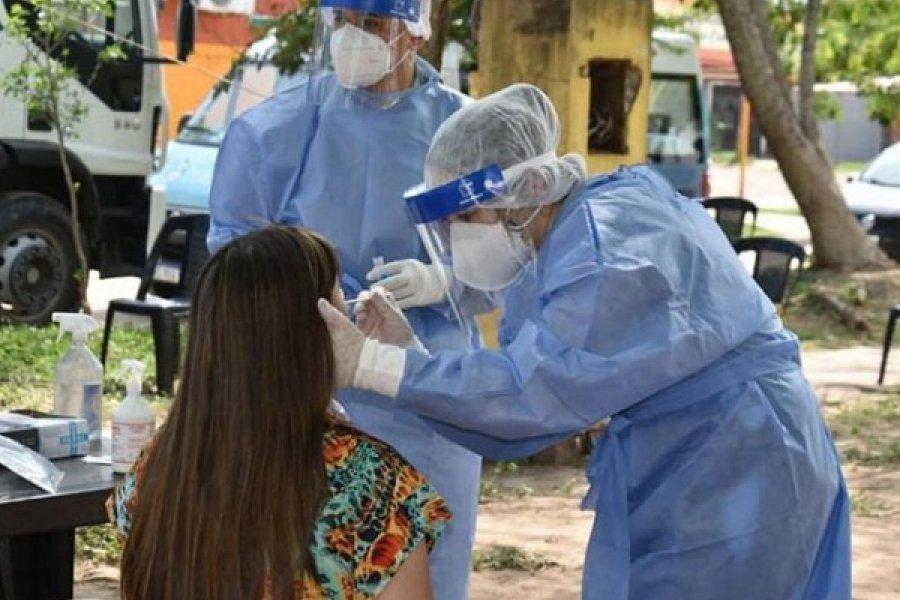 Coronavirus: Se reportaron 3 nuevas muertes y otros 203 casos en el Chaco