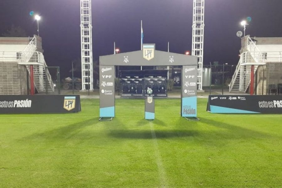 El comunicado de la Liga Profesional para dar de baja definitivamente el River Camp