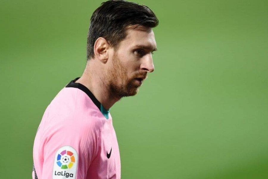 Con Messi, Barcelona igualó ante Alavés por La Liga y sigue sin levantar cabeza