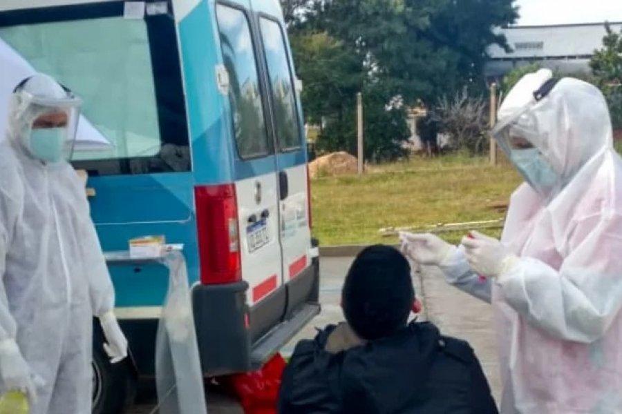 Seis nuevos casos de COVID-19 positivo en Mocoretá