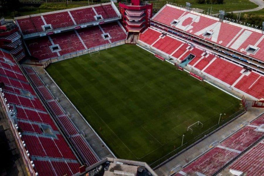 River jugará en Independiente el partido ante Banfield