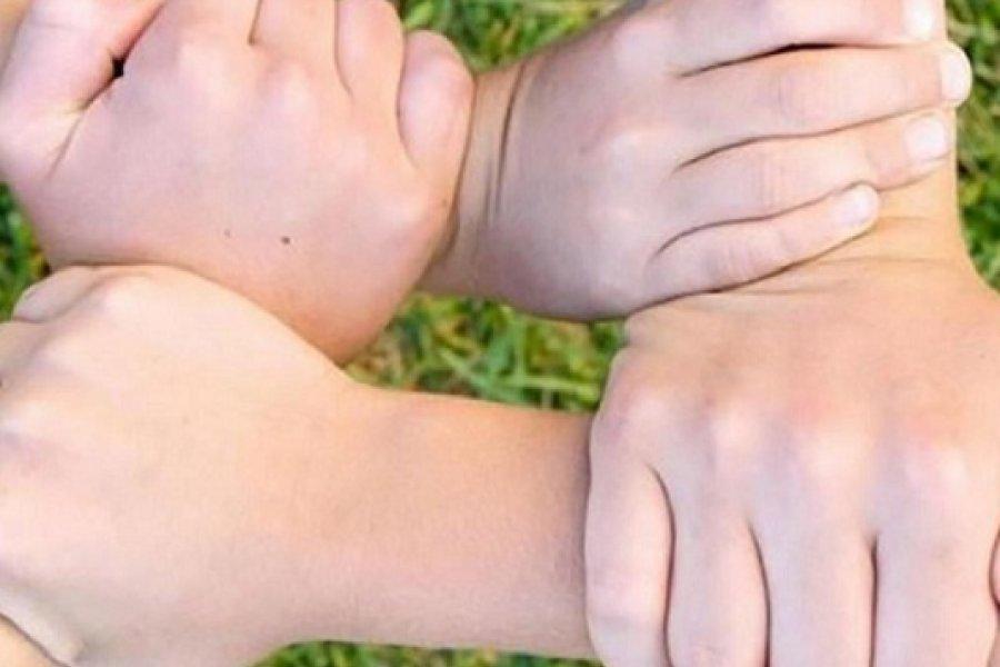 Una pareja bonaerense adoptó a cinco hermanitos de Paso de los Libres