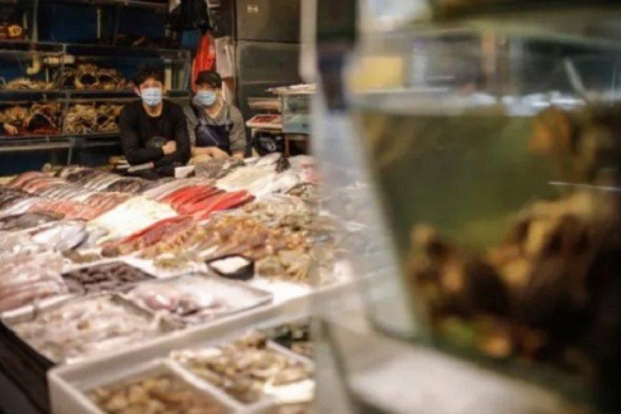 China encontró rastros de Coronavirus en alimentos importados de Ecuador y Brasil
