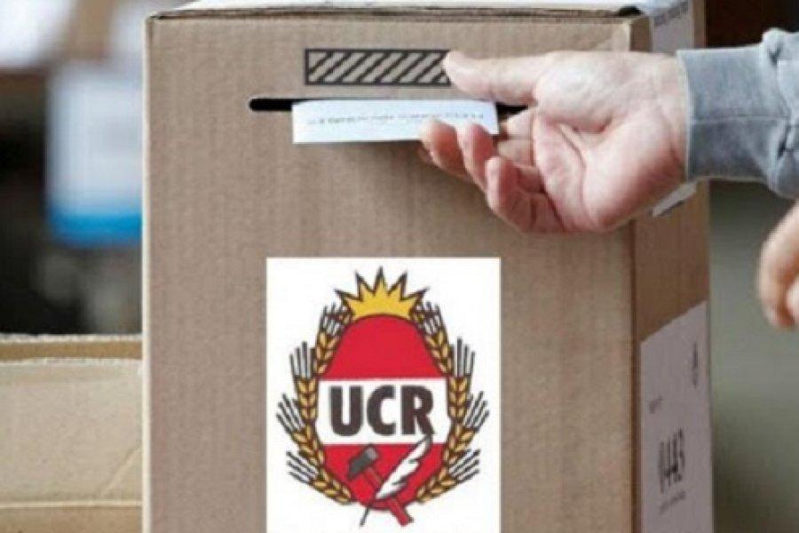 La grieta interna en la UCR podría dejar sin partido al Gobernador si busca reelección