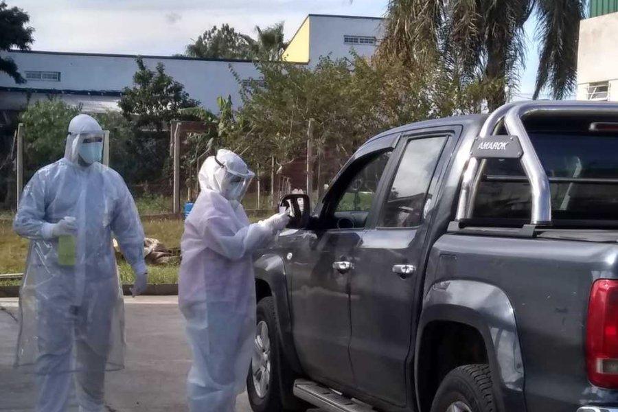 Tres nuevos casos positivos de Coronavirus en Mocoretá