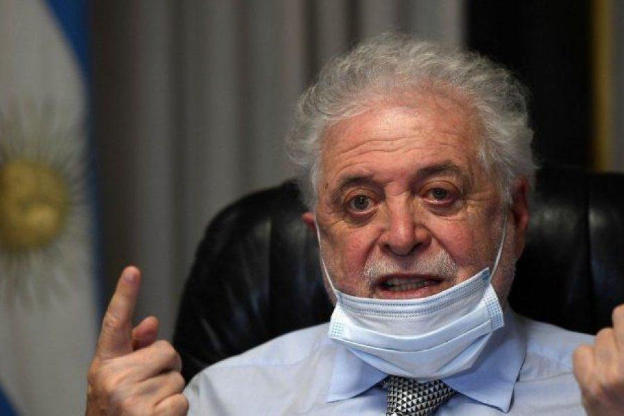 Se suspendió la visita de Ginés González García a Corrientes