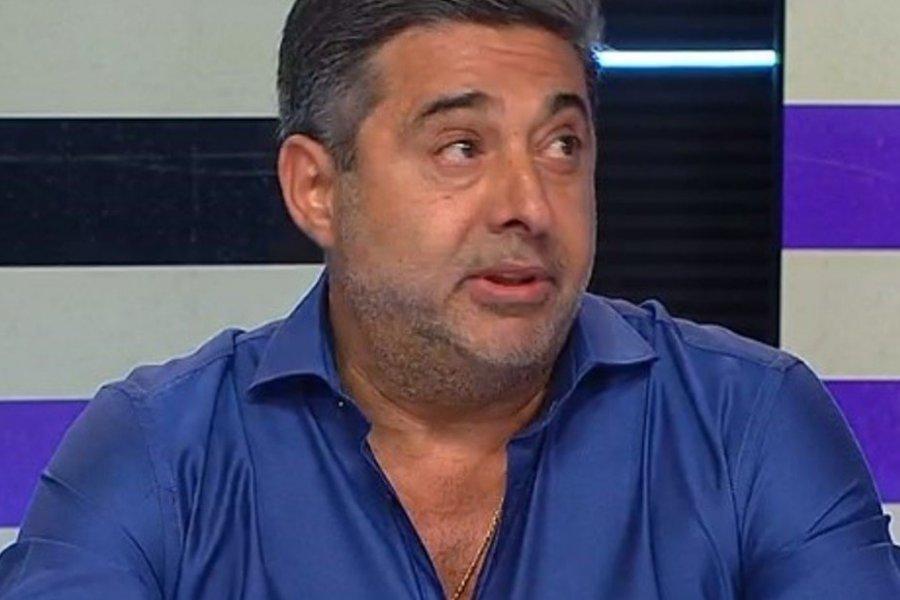"""Angelici: """"No puedo creer que Ameal sea tan burro"""""""