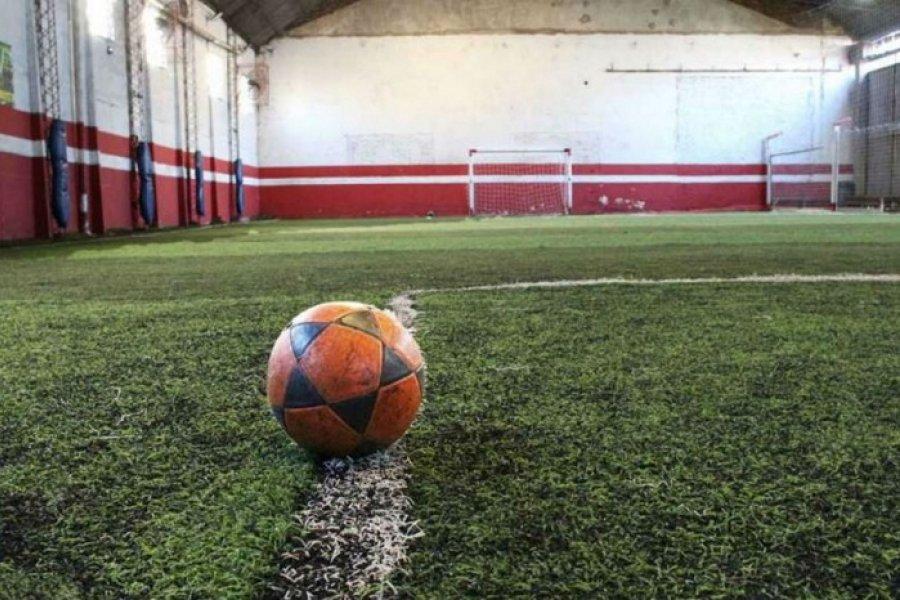 Un joven murió jugando al fútbol en Goya