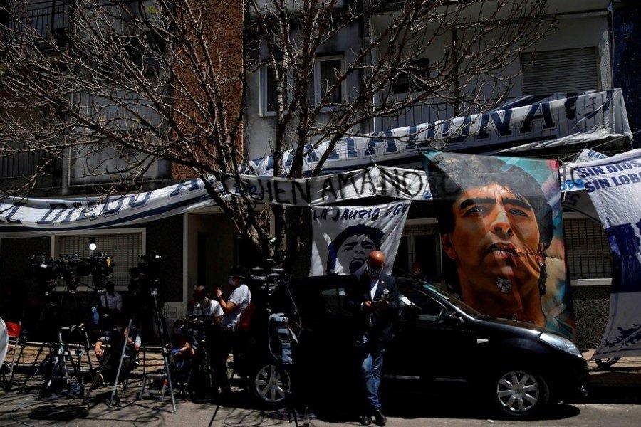 Maradona será operado de urgencia