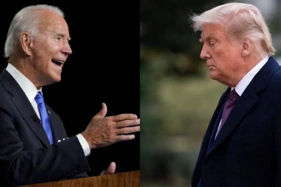 Estados Unidos: Tensa elección con denuncias cruzadas entre Donald Trump y Joe Biden