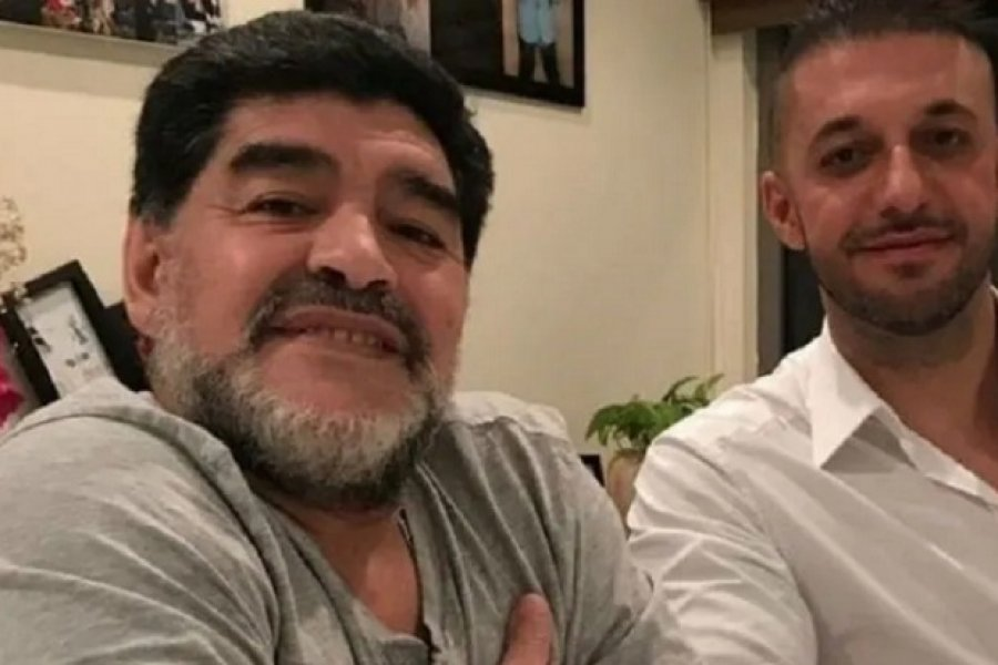 El tuit de Matías Morla tras la operación de Diego Maradona
