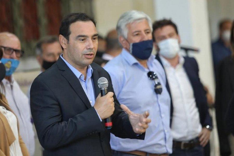 Quiebre en ECO: Valdés confirmó rebelión de legisladores y Colombi moviliza la UCR