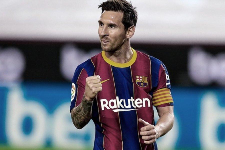 Con Messi, Barcelona quiere seguir de racha en la Liga de Campeones