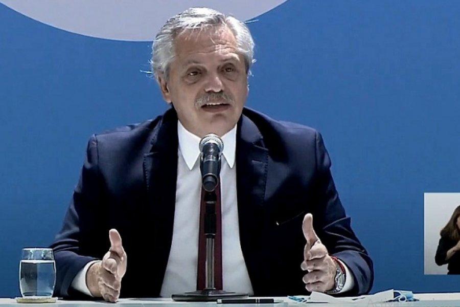 Fernández: Empezamos por los últimos, donde la urgencia más se expresa
