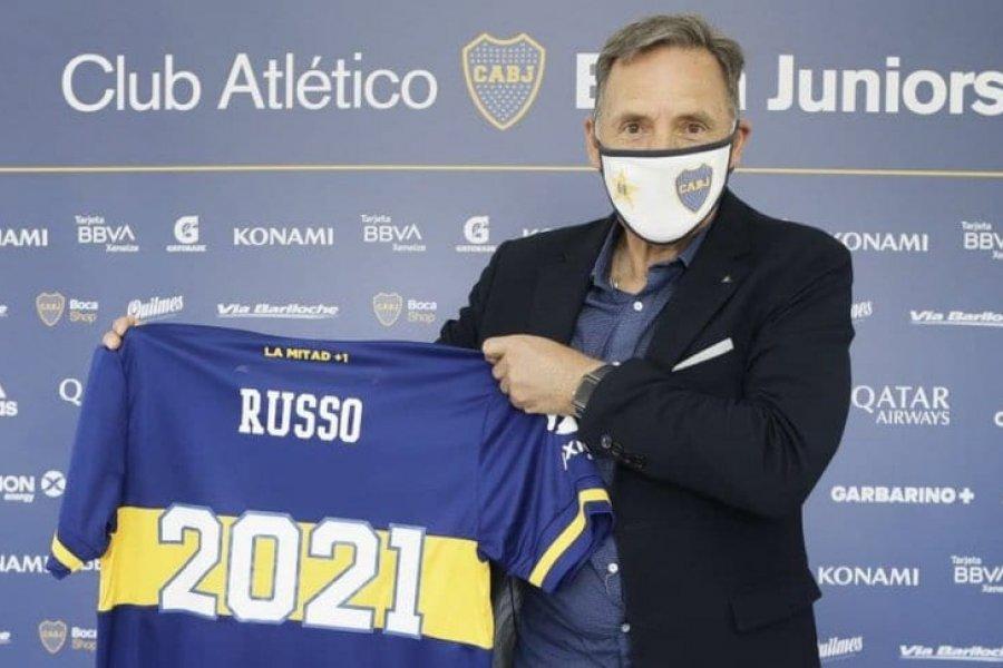 Miguel Ángel Russo renovó su contrato en Boca