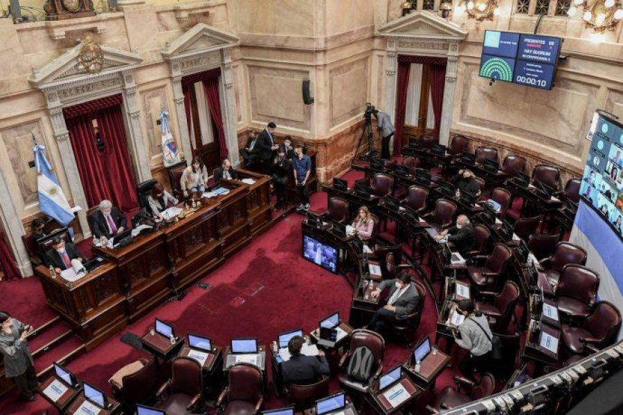 Presupuesto 2021: el oficialismo avanzó con el dictamen