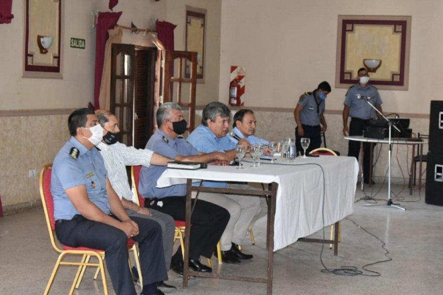 La Policía coordinó reforzar los controles en las calles