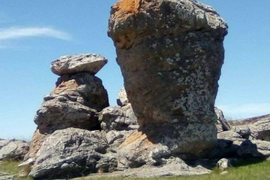 Mantenimiento y restauración del camino Piedra Ita Pucu