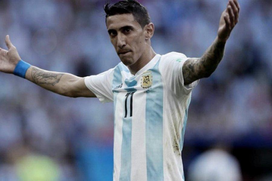 Con Di María en la lista, Scaloni citó a 25 extranjeros para jugar ante Paraguay y Perú