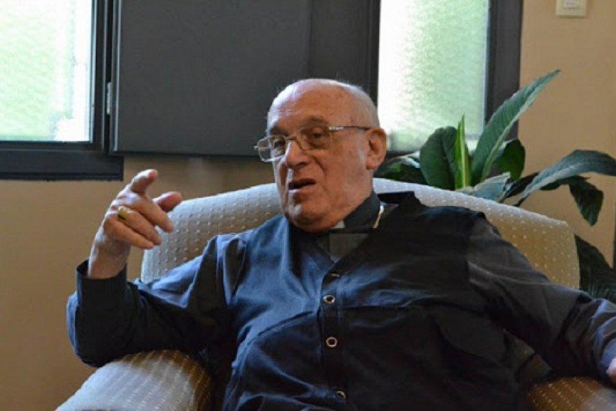 Monseñor Castagna: La hora de la Verdad