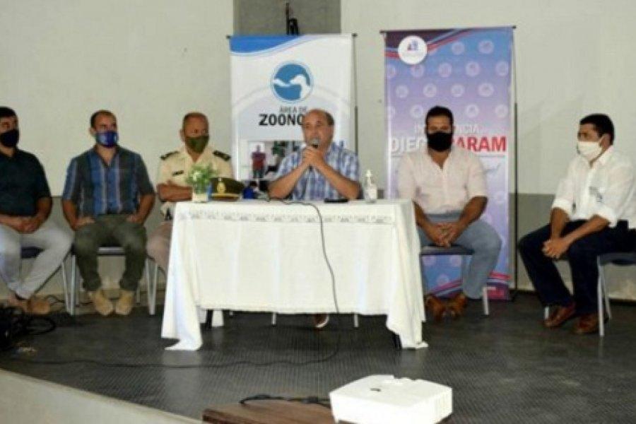 Mercedes lanzó la campaña Madruguemos al Dengue
