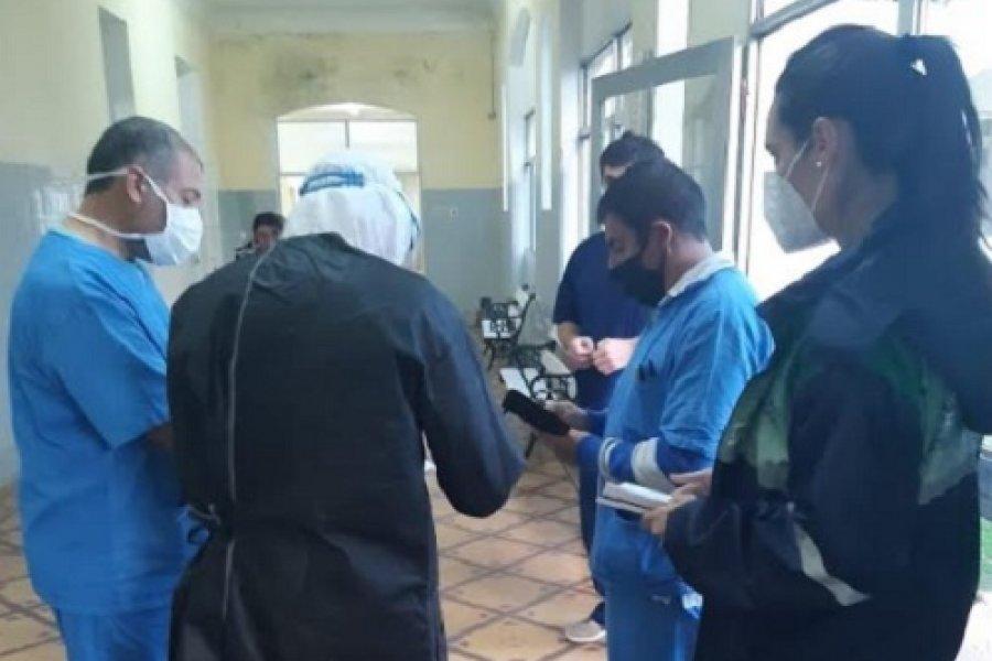 Covid: 524 contagios y 20 muertos en los primeros días hábiles de noviembre