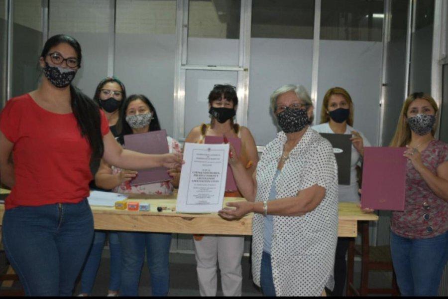 Se conformó la Asociación Civil de Artesanos y emprendedores de la provincia