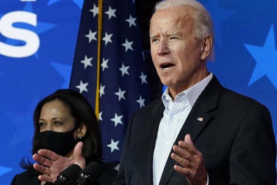 Joe Biden da vuelta el resultado en Pensilvania y consolida la ventaja sobre Donald Trump
