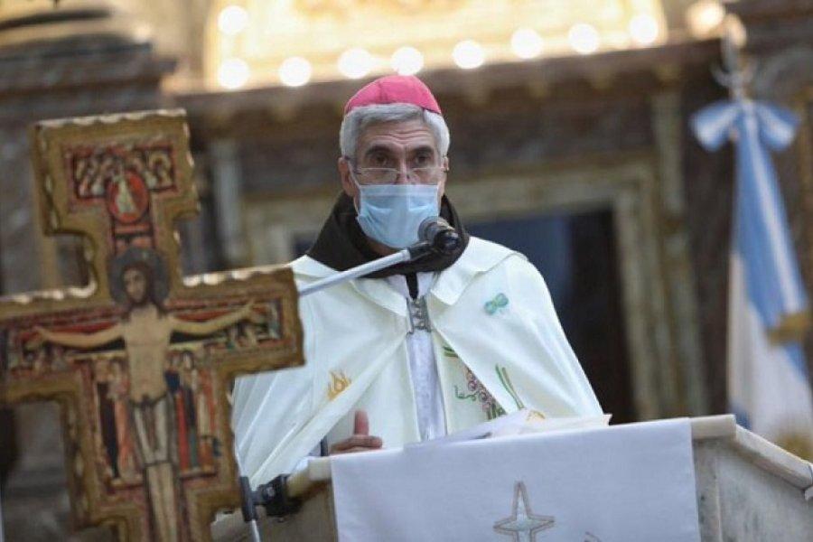 Covid-19: El Obispo Auxiliar de Corrientes está aislado por prevención