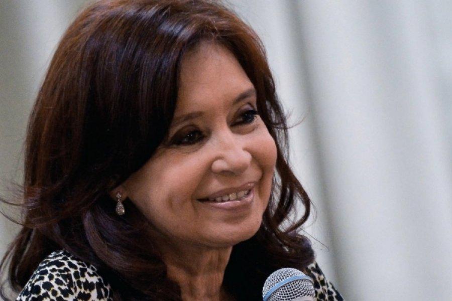 Cristina Kirchner saludó a Biden por el triunfo contra Trump