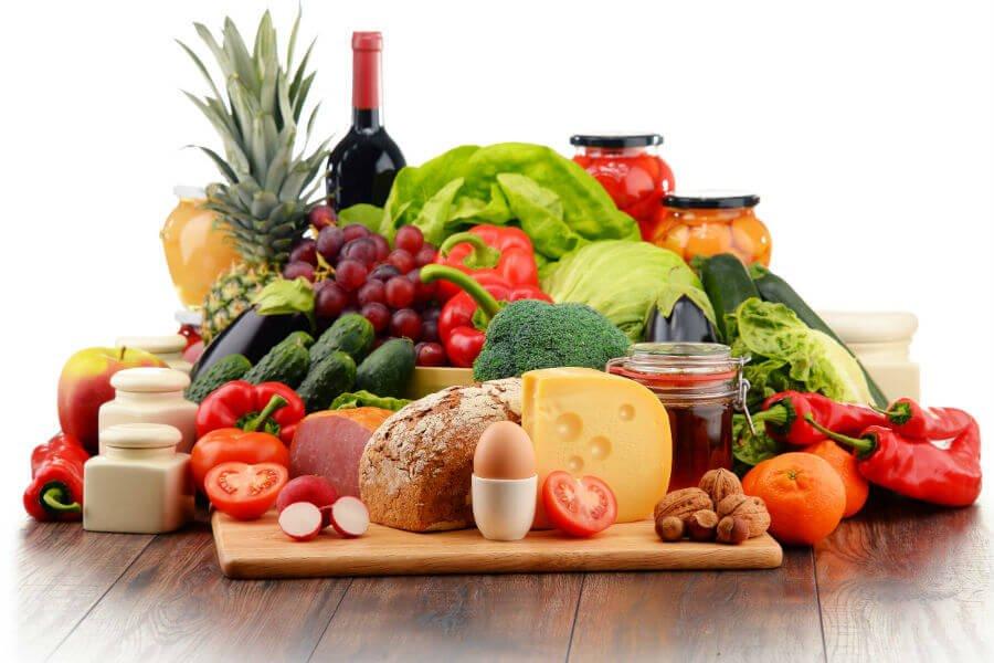 20 alimentos que te ayudarán a cuidar tu salud