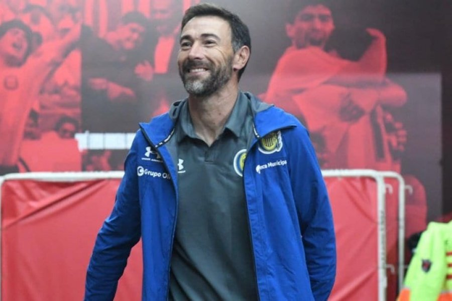 "Kily González, orgulloso: ""Ante River hemos estado a la altura"""