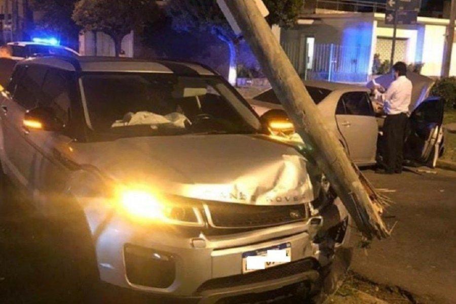 Tobio chocó a un remís en el que viajaban dos mujeres y una murió