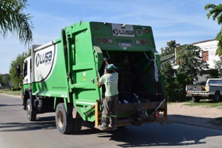 Asueto: La recolección de residuos será normal