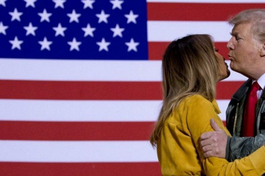 Aseguran que hasta Melania le recomendó a Donald Trump que reconozca la derrota