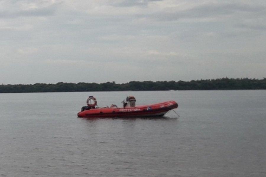 Ituzaingó: Hallaron el cuerpo de un joven que se ahogó en el Paraná